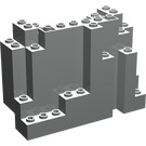 LEGO Panel 4 x 10 x 6 Rock Rectangular (6082)
