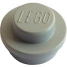 LEGO Light Gray Plate 1 x 1 Round (6141)