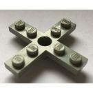 LEGO Light Gray Propeller 4 Blade 5 Diameter with Rotor Holder