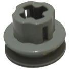 LEGO Light Gray Pulley for Micromotor (2986)
