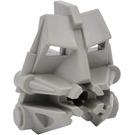 LEGO Light Gray Toa Head (32553)