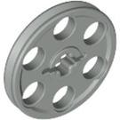 LEGO Light Gray Wedge Belt Wheel (4185)