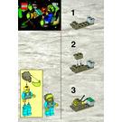 LEGO Light Hover Set 1274 Instructions