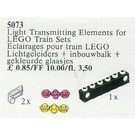 LEGO Light Transmitting Elements Set 5073