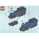 LEGO Light Unit for Train Set 3748