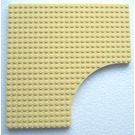 LEGO Brick 24 x 24 with Inside Bow (6161)