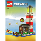 LEGO Lighthouse Island Set 5770 Instructions