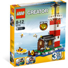 LEGO Lighthouse Island Set 5770 Packaging