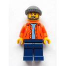 LEGO Lighthouse Keeper Minifigure