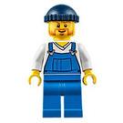 LEGO Lighthouse Keeper Minifigure
