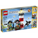 LEGO Lighthouse Point Set 31051 Packaging