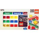 LEGO Lighting Bricks Set 970-1
