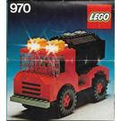 LEGO Lighting Bricks Set 970-1 Instructions