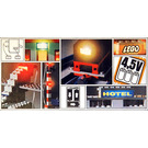 LEGO Lighting Bricks with Color Filters Set 995