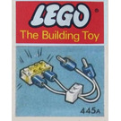 LEGO Lighting Device Pack with Improved Plugs (The Building Toy) Set 445A