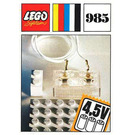 LEGO Lighting Device Parts Pack Set 985