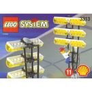 LEGO Lighting Towers Set 3313