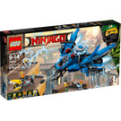 LEGO Lightning Jet Set 70614 Packaging