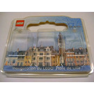 LEGO Lille, France, Exclusive Minifigure Pack Set LILLE Packaging