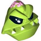 LEGO Lime Alien Trooper Head (96430)