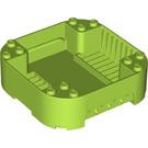 LEGO Lime Box 8 x 8 x 2 (65129)