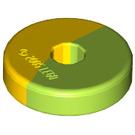 LEGO Lime Disc Ø12,9 (53993)