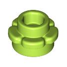 LEGO Lime Flower 1 x 1 (24866)