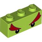 LEGO Lime Unnamed Uncategorized Part