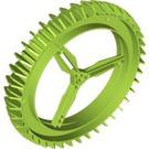 LEGO Lime Wheel Ø160 (59521)