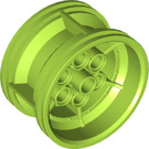 LEGO Wheel 43.2mm D. x 26mm Technic Racing Small with 6 Pinholes (56908)