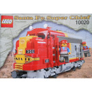 LEGO Limited Edition Santa Fe Super Chief Set 10020-2 Instructions