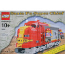 LEGO Limited Edition Santa Fe Super Chief Set 10020-2 Packaging