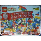 LEGO Limited Edition Silver Brick Tub Set 3026