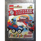 LEGO Limited Edition Silver Freestyle Bucket Set 3027