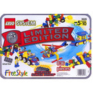 LEGO Limited Edition Silver Freestyle Tub Set 3028