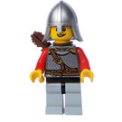 LEGO Lion Archer with Chain Mail Minifigure