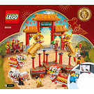 LEGO Lion Dance Set 80104 Instructions