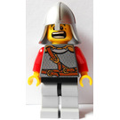 LEGO Lion Knight with Scared Face Minifigure