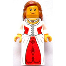 LEGO Lion Princess Minifigure