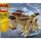 LEGO Lion Set 7872