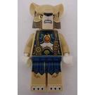 LEGO Lion Tribe Lioness Warrior Minifigure