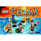 LEGO  Lion Tribe Pack Set 70229 Instructions