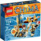 LEGO  Lion Tribe Pack Set 70229 Packaging