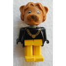 LEGO Lionel Lion 1986 Version Fabuland Minifigure