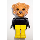 LEGO Lionel Lion Fabuland Minifigure