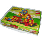 LEGO Lionel Lion's Lodge Set 3678 Packaging