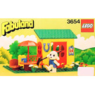 LEGO Lisa Lamb's House Set 3654
