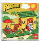 LEGO Lisa Lamb's House Set 3654 Instructions