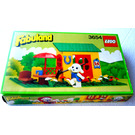 LEGO Lisa Lamb's House Set 3654 Packaging