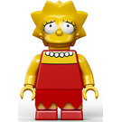 LEGO Lisa Simpson Minifigure